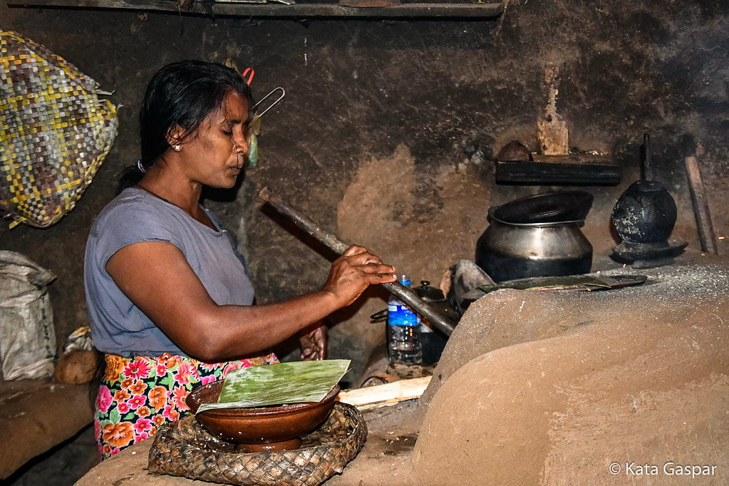 Sri Lanka, village tour