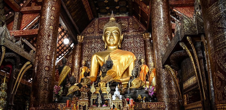 Templom etikett Délkelet Ázsiában