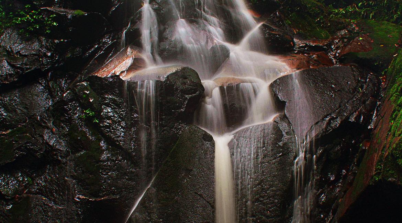 Wellness a szumátrai dzsungel mélyén