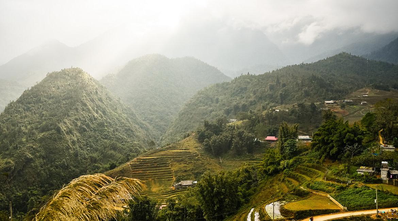 Vendégségben a dzai embereknél, észak Vietnámban