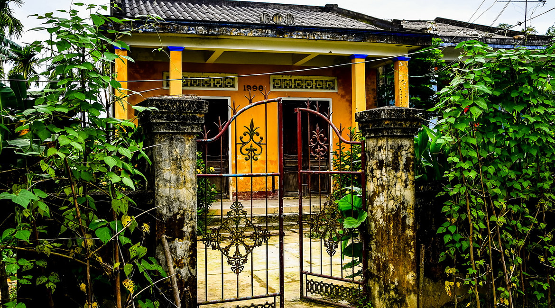 Hoi An bűbájos városkája