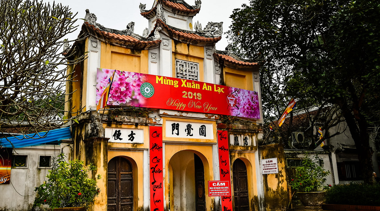 Jóóó regggelt Vietnám! Kalandozás Hanoiban