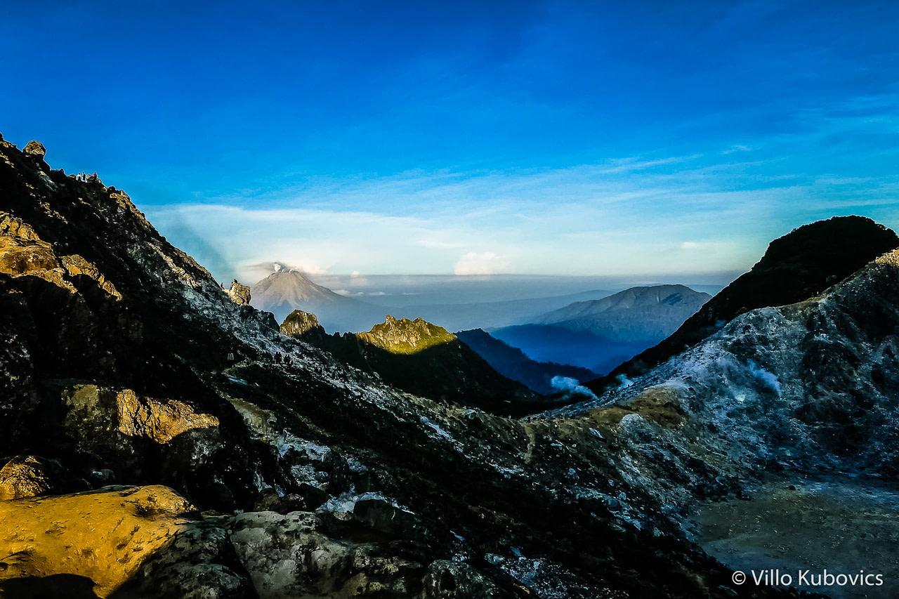 Szumátra, vulkántúra, Indonézia