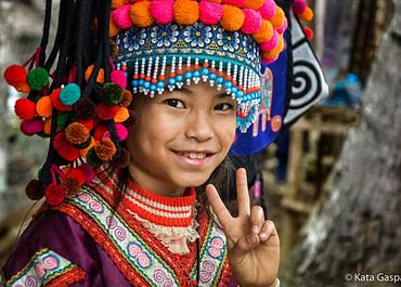 Ázsiai kultúrák – Lao emberek, Laosz