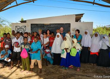 Együtt egy jobb jövőért – Zanzibár gyermekei