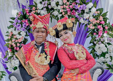Ázsiai kultúrák – Jávai esküvői rituálék, Indonézia