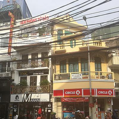 Hanoi – a lenyűgöző káosz - Erdei Csilla írása